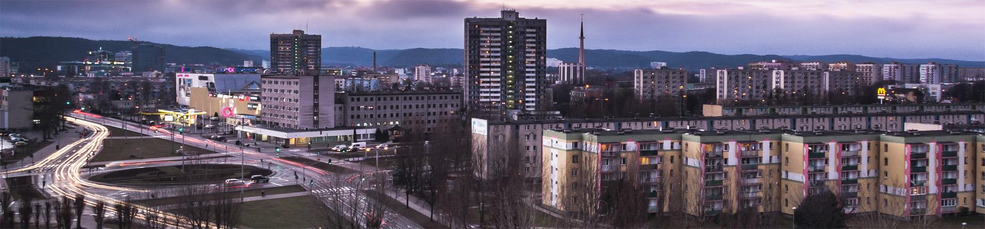 Dzielnica Przymorze Małe